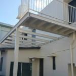 沖縄の増築