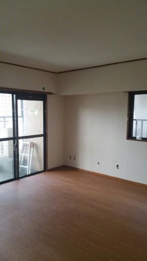 床と壁のリフォーム 施工後