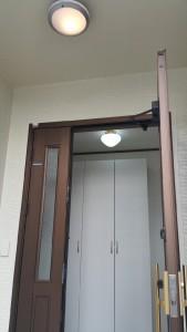 玄関のリフォーム