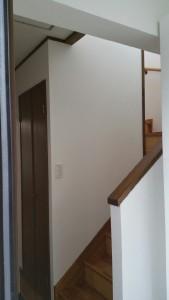 階段のリフォーム2