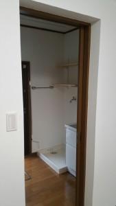 洗面所のリフォーム1