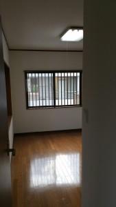 床と壁のリフォーム2