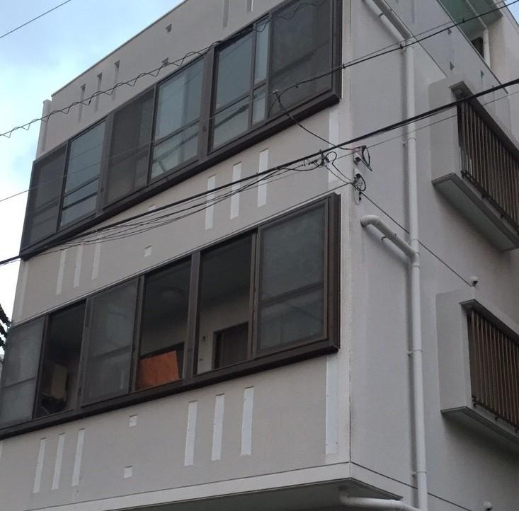 2世帯住宅のリフォーム