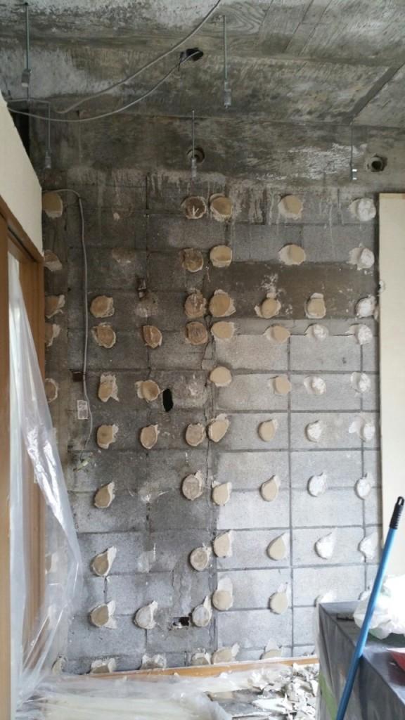 壁のリフォーム