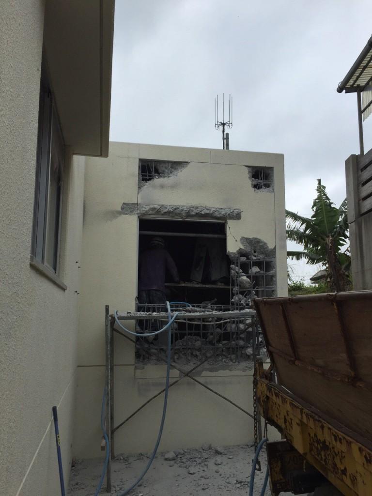 沖縄のリフォーム施工11