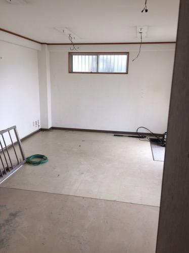 増築 施工前 1