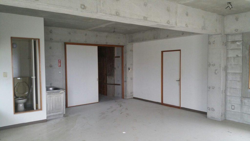 増築 施工前 2