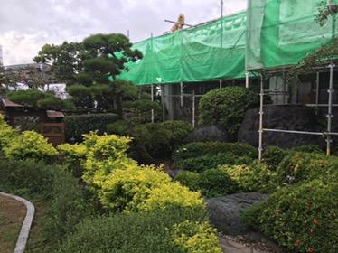 沖縄のリフォーム クロス工事 1