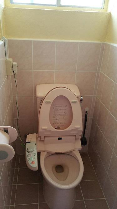 沖縄でトイレのリフォーム2