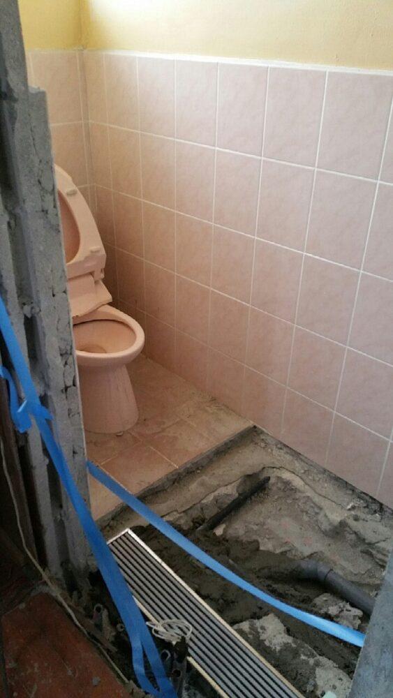 沖縄でトイレのリフォーム