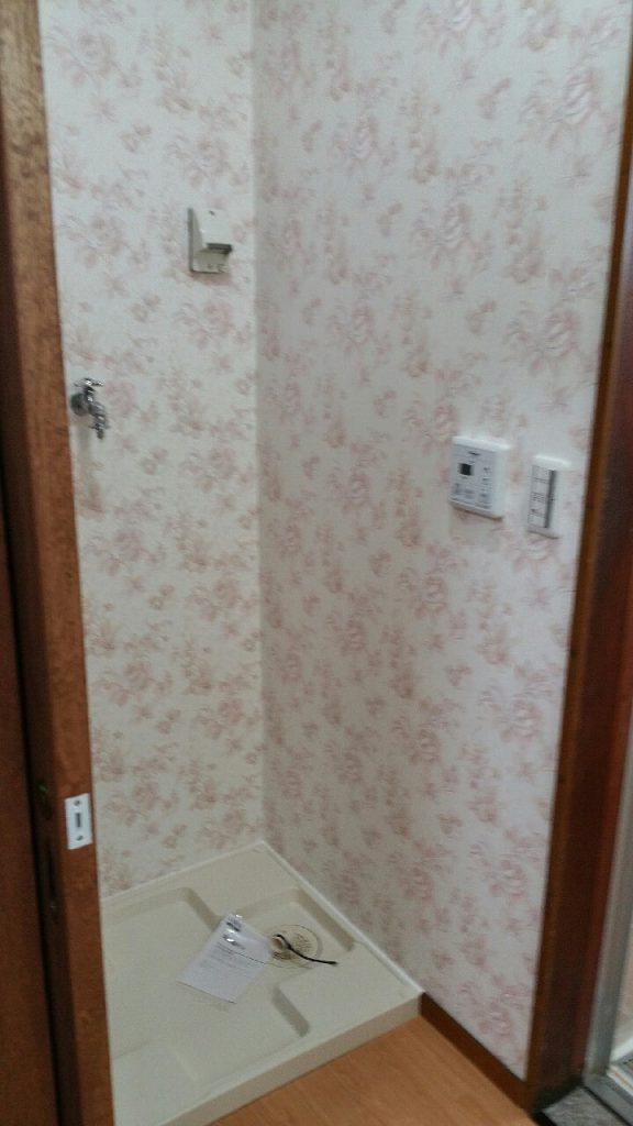 浴室のリフォーム 施工中③